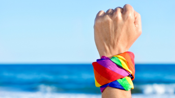 Featured blog post image - what pride means to me in 2019 | The Dinocorn Life
